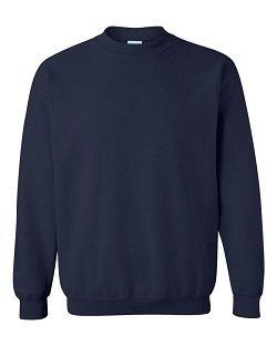 Gildan Crewneck Sweatshirt with Front Logo