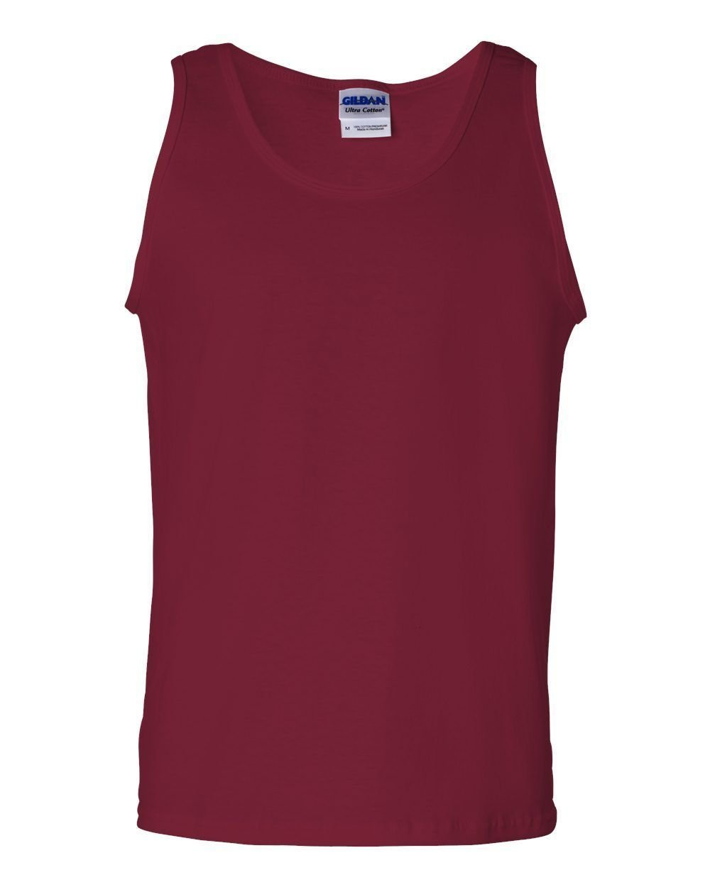 Gildan Tank Top Shirt with Logo