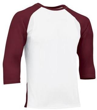 Champro 3/4 Baseball T shirt  with Logo