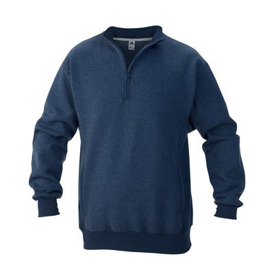 Russell 1/4 Zip Jacket with Embroidery