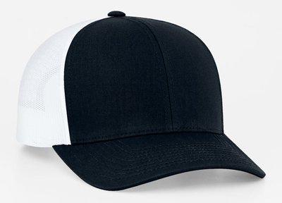 WA Pacific 104C Trucker Mesh Hat w/ embroidered logo