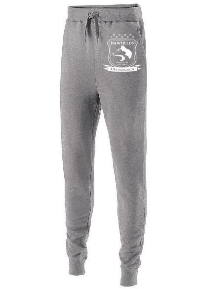 Holloway Fleece Jogger pant w/ screen