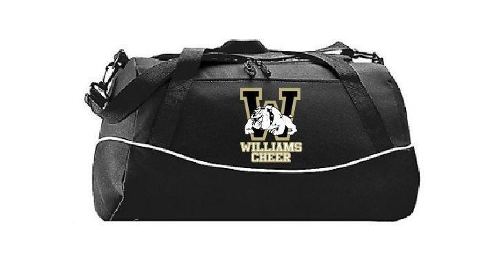 Augusta  Sport Bag w/embroidered logo