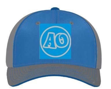Pacific 404M hat bw/ embroidered logo