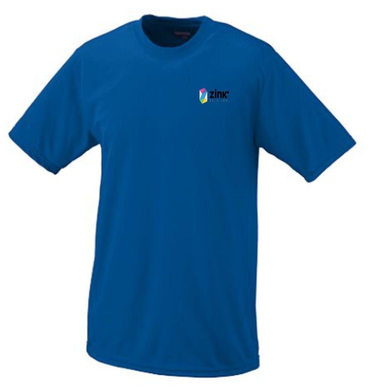 Augusta 790 Short Sleeve 100% Polyester Shirt