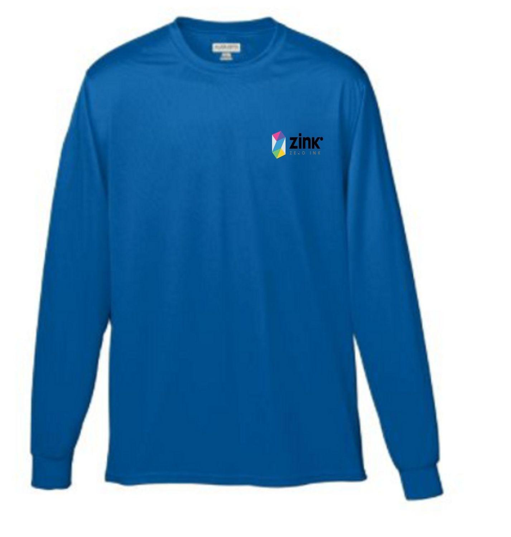 Augusta 788 L/S Shirt 100% Polyester Shirt