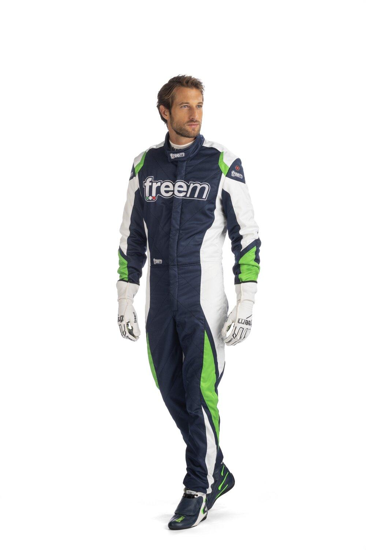 Motorsport Overall A20 FIA Standart 8856-2018