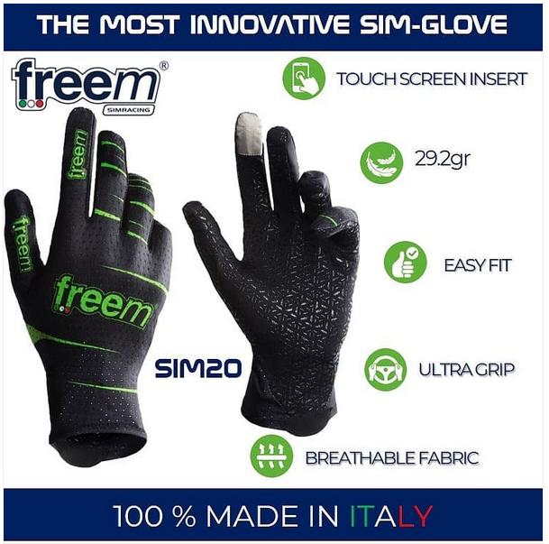 SIM Glove SIM20
