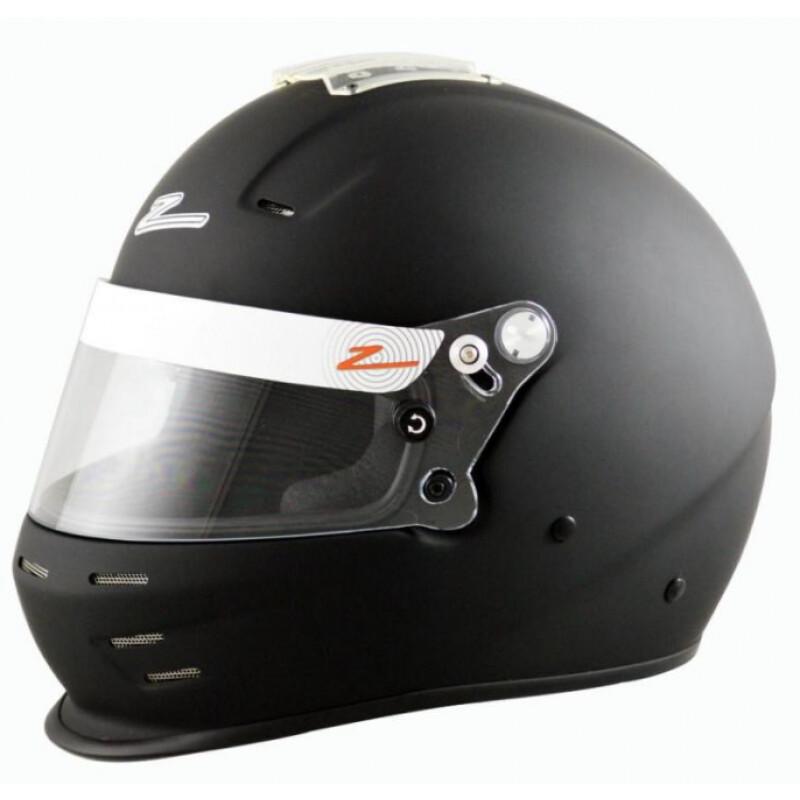 ZAMP RZ-35E Matte Black Helm