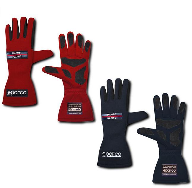 Sparco Handschuhe - Martini Racing