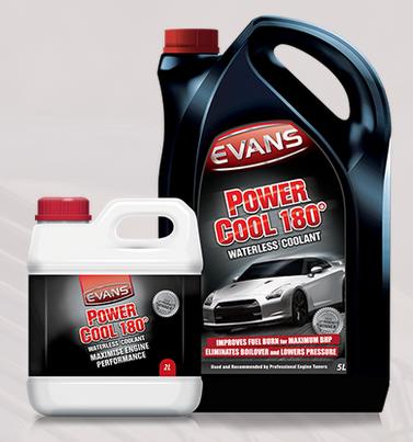 EVANS Power Cool 180