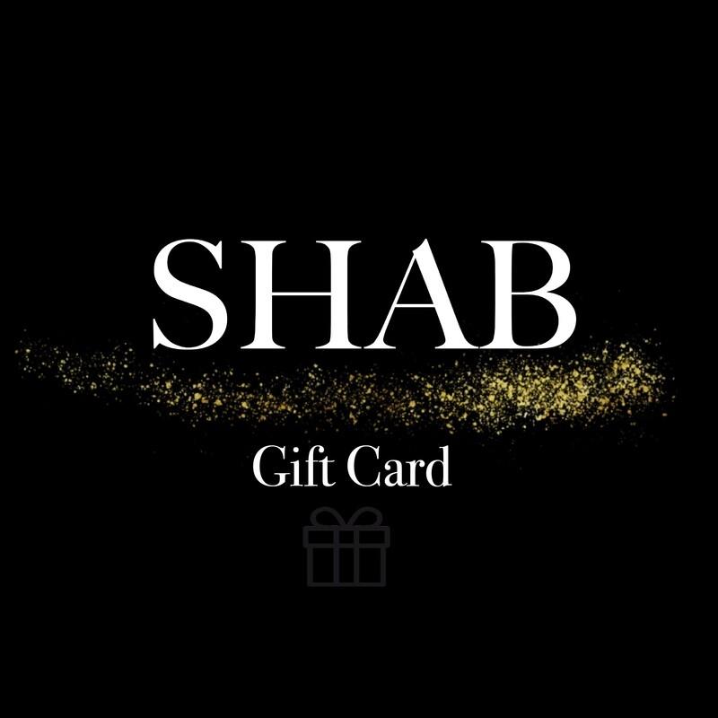 SHAB Gift Card