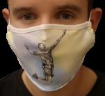Masque Prestige OXY2 Handball Blanc Homme