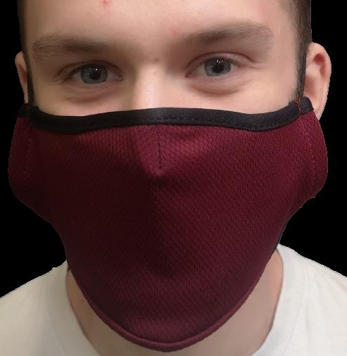 Masque Prestige OXY2 BORDEAUX