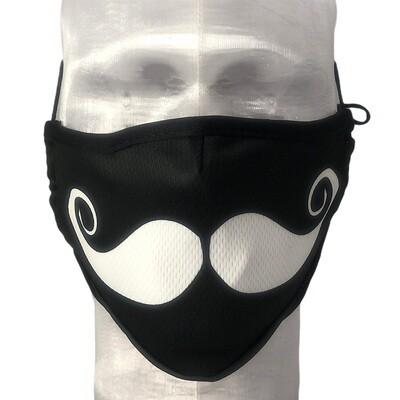 Masque Prestige OXY2 Moustache