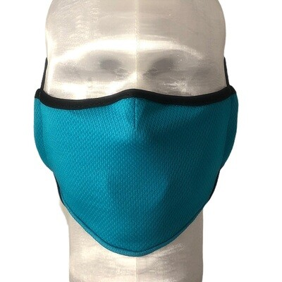 Masque Prestige OXY2 Bleu Emeraude