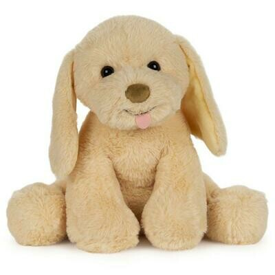 Animated Puppy Dog  Plush Moving Toy Pet Him Pants Kiss Wags Tall Puppy Noises