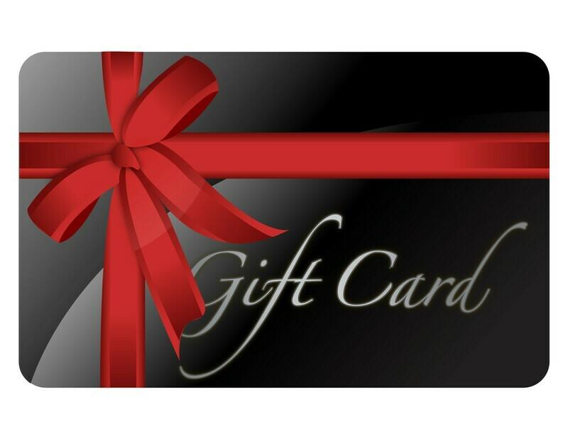 25.00 Gift Card