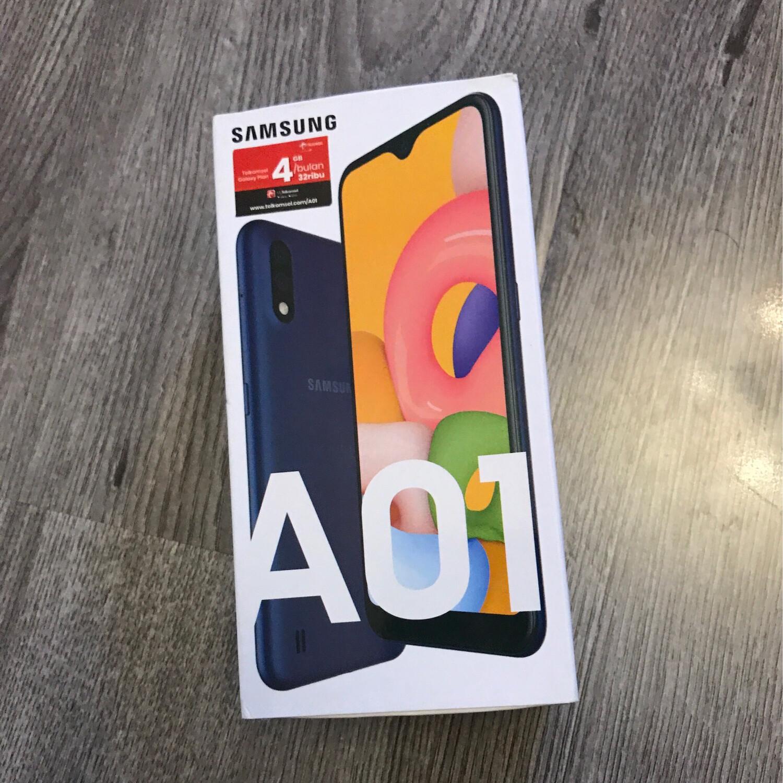 A01 Samsung Black - 16GB