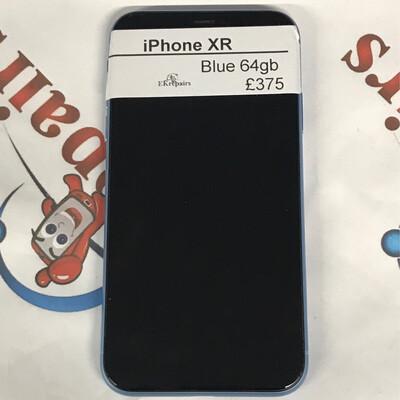 iPhone XR Blue - 64GB