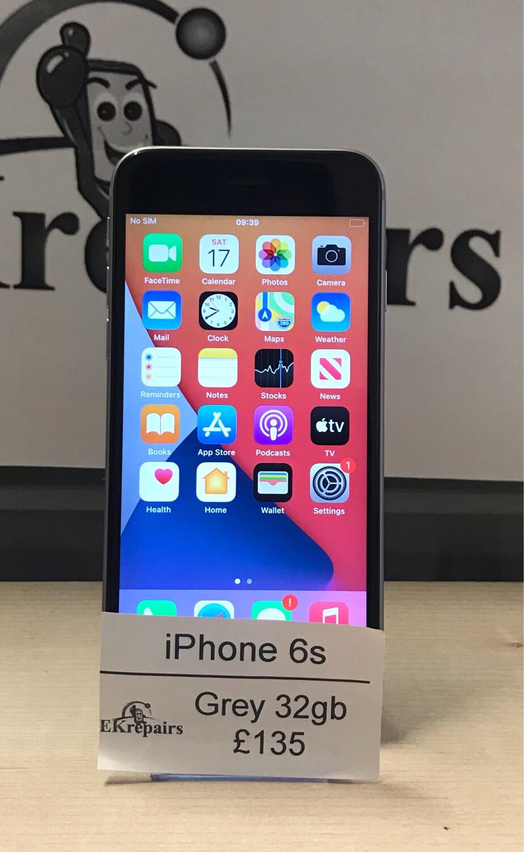 iPhone 6s Grey - 32GB