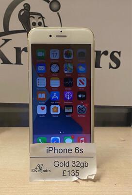 iPhone 6s Gold - 32GB