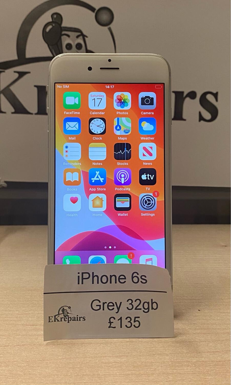 iPhone 6s Grey - 32BG