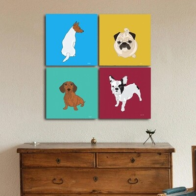 Dogs Series | Limited Edition