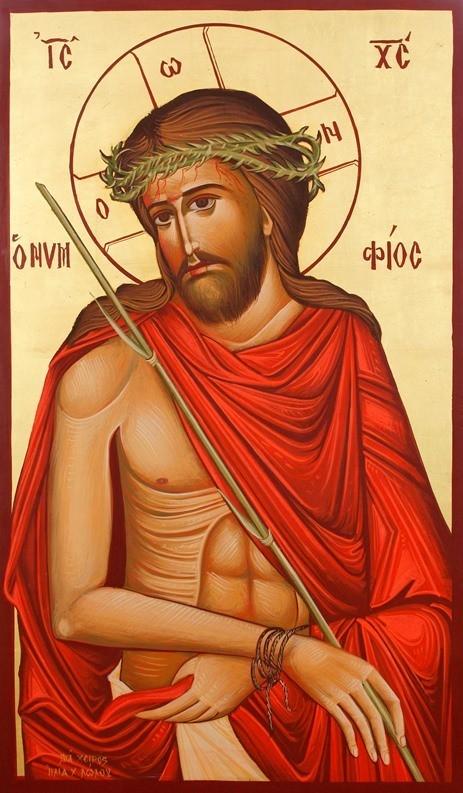 Ιησούς Νυμφίος (75x42)