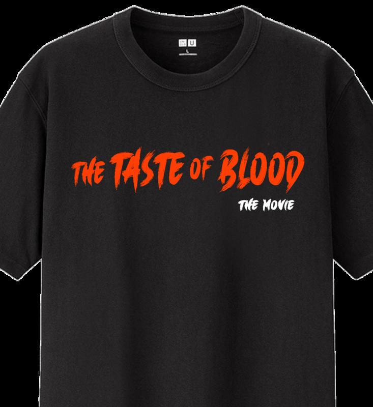 The Taste of Blood (BLACK)T-Shirt