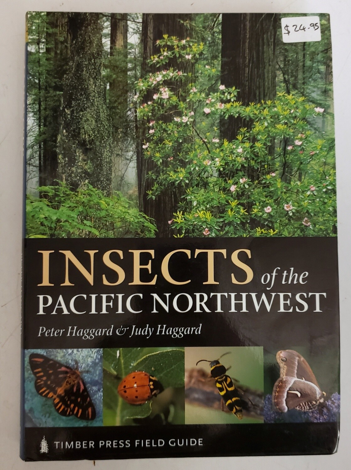 Insects of the Pacific Northwest Book