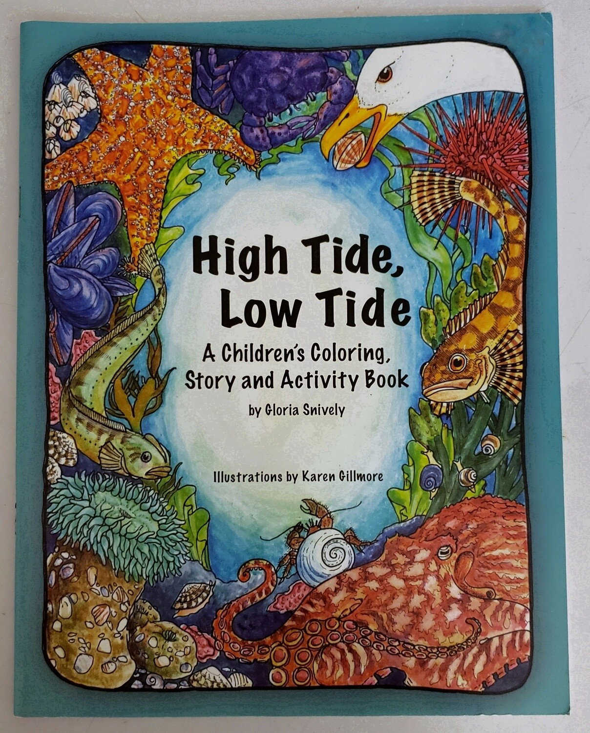 High Tide, Low Tide by Gloria Snively
