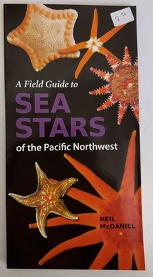 A Field Guide to Sea Stars of the Pacific Northwest Brochure