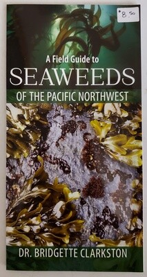 A Field Guide to Seaweeds of the Pacific Northwest Brochure
