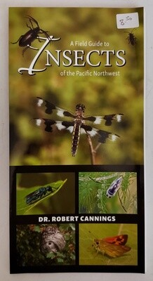 A Field Guide to Insects of the Pacific Northwest Brochure