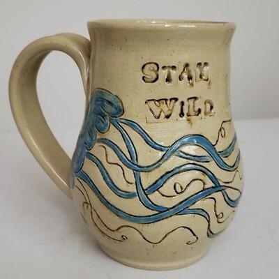 Funky Fungus Creations Ceramic Mugs