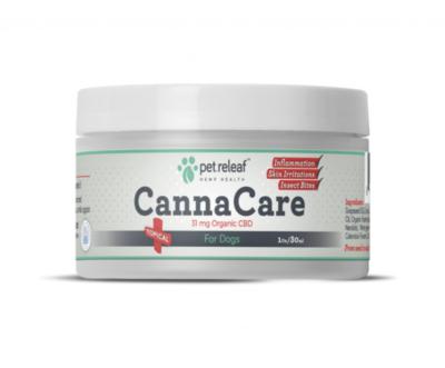 Pet Releaf CBD Canna Care (31mg)