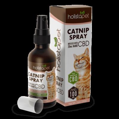 HolistaPet Cat Nip Spray (20mg)