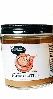 Budz Butter Peanut Butter For Dogs and Cats 5-160 lbs