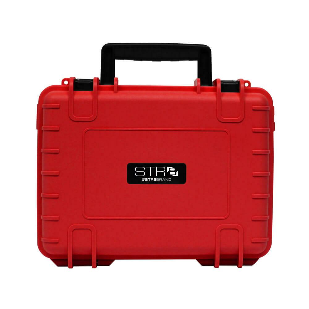 STR8 Case 10 inch 2 Layer Red