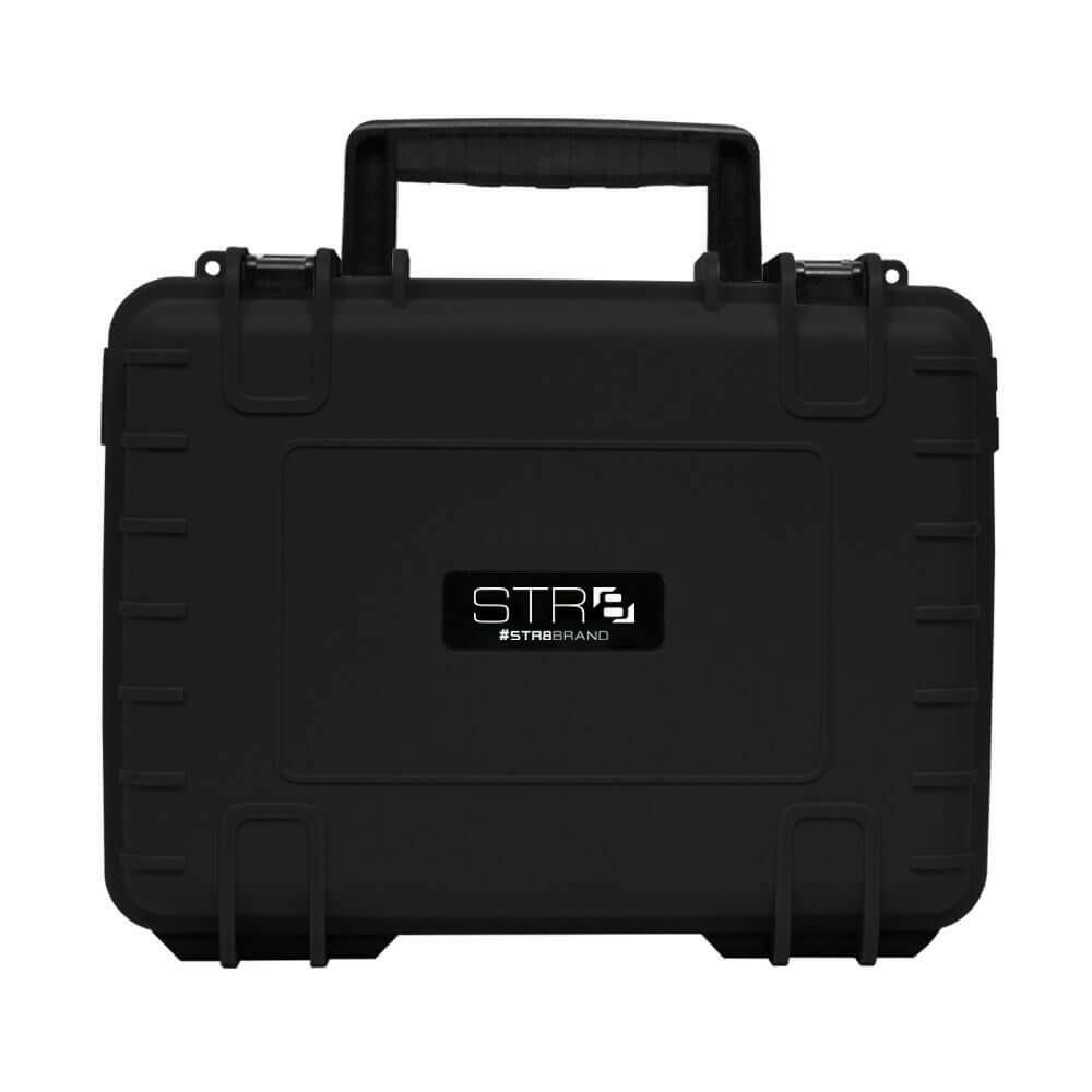 STR8 Case 10 inch 3 Layer Black