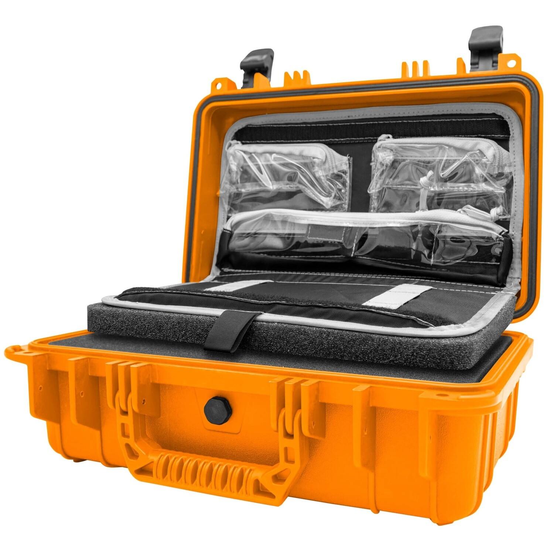 Str8 Elite Case 1207 Orange Crush