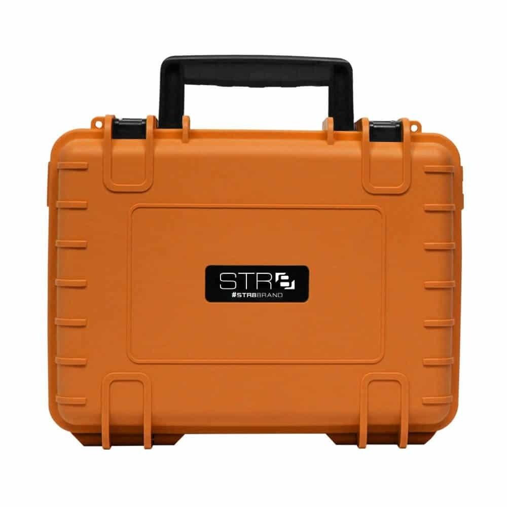 STR8 Case 10 inch 3 Layer Orange