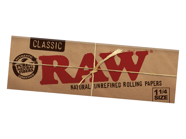 Raw Classic 1.25