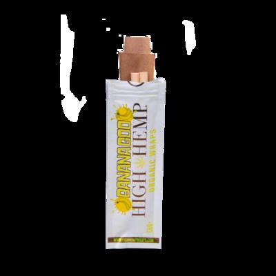 High Hemp Banana Goo