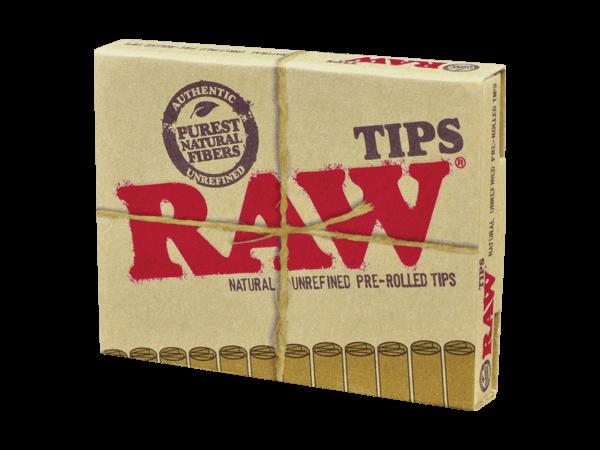 Raw Preroll Tips