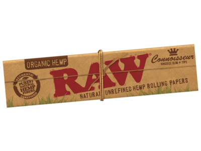 Raw Organic King Size Slim Conn