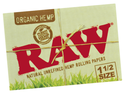 Raw Organic 1.5