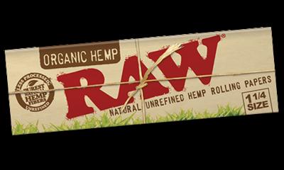 Raw Organic 1.25