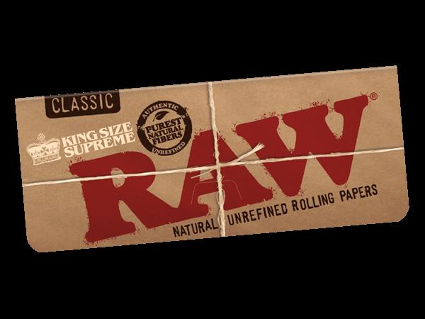 Raw Classic King Size Supreme